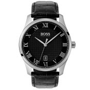 Product Image for BOSS HUGO BOSS 1513585 Master Watch Black