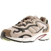 Product Image for Adidas Originals Temper Run Trainers Brown