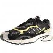 Product Image for Adidas Originals Temper Run Trainers Black