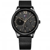 Product Image for Tommy Hilfiger Damon Watch Black
