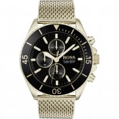 Product Image for BOSS HUGO BOSS Ocean Edition Watch Gold