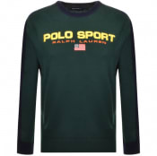 Product Image for Ralph Lauren Knit Jumper Green