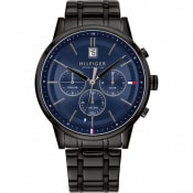 Product Image for Tommy Hilfiger Kyle Watch Black