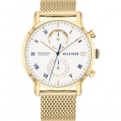 Product Image for Tommy Hilfiger Kane Watch Gold
