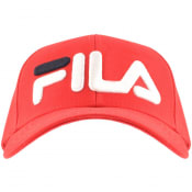 Product Image for Fila Vintage Illa Baseball Cap Red