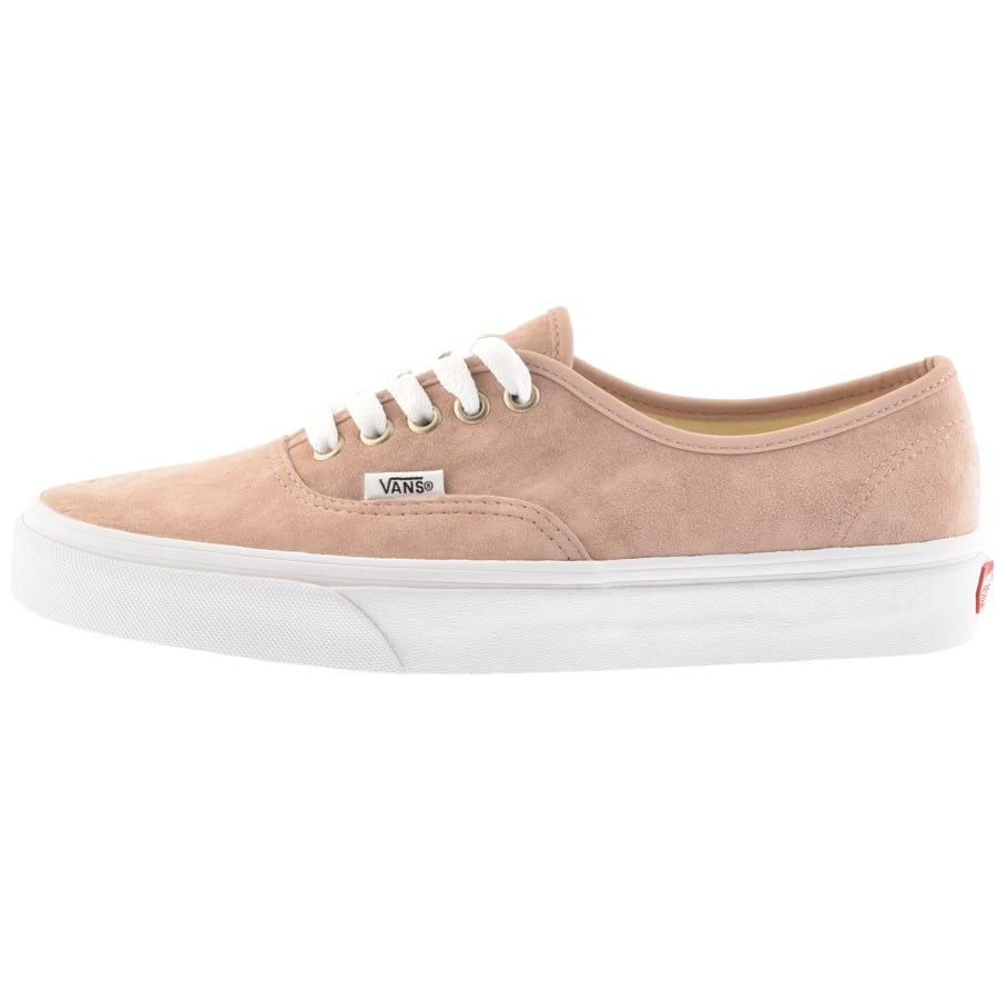 Vans Authentic Trainers Pink | Mainline