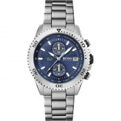 Product Image for BOSS HUGO BOSS Vela Watch Silver