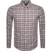 Product Image for Farah Vintage Mccaslin Shirt Pink