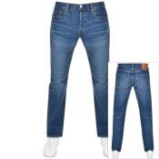 Product Image for Levis 501 Original Fit Jeans Blue