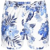 Product Image for Ralph Lauren Traveller Swim Shorts Blue
