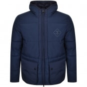 Product Image for Barbour Beacon Ansah Quilted Jacket Navy