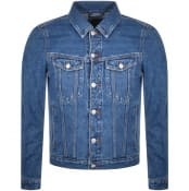 Product Image for Diesel D Galy F Denim Jacket Blue