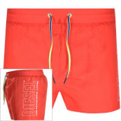 Product Image for Diesel BMBX Sandy Swim Shorts Red