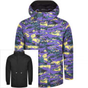 Product Image for Billionaire Boys Club Reversible Down Jacket Black
