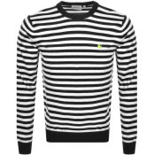 Product Image for Carhartt Scotty Stripe Knit Jumper Black
