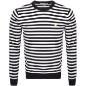 Product Image for Carhartt Scotty Stripe Knit Jumper Navy