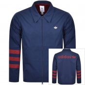 Product Image for adidas Originals Full Zip Jacket Navy