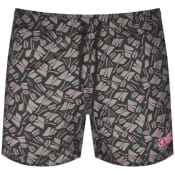 Product Image for HUGO Fidschi Swim Shorts Green