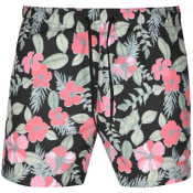 Product Image for HUGO Hawaii Swim Shorts Black