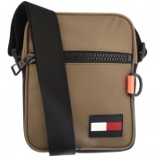 Product Image for Tommy Hilfiger Mini Reporter Shoulder Bag Khaki