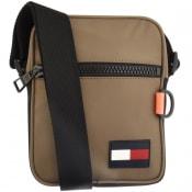 Product Image for Tommy Hilfiger Mini Reporter Shoulder Bag Khaki