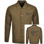 Product Image for Deus Ex Machina Coach Jacket Green