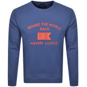 Product Image for Henri Lloyd RWR Sweatshirt Blue