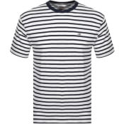 Product Image for Tommy Jeans Classic Stripe T Shirt Navy