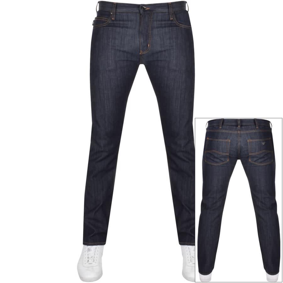 armani j45 jeans