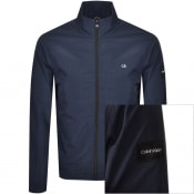 Product Image for Calvin Klein Crinkle Blouson Jacket Navy