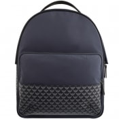 Product Image for Emporio Armani Logo Backpack Navy