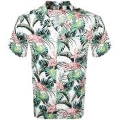 Product Image for Levis Cubano Short Sleeved Shirt White