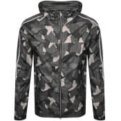 Product Image for Armani Exchange Logo Jacket Green