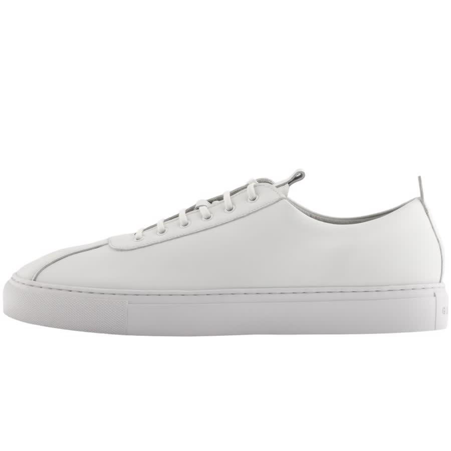 Grenson Sneaker 1 Trainers White