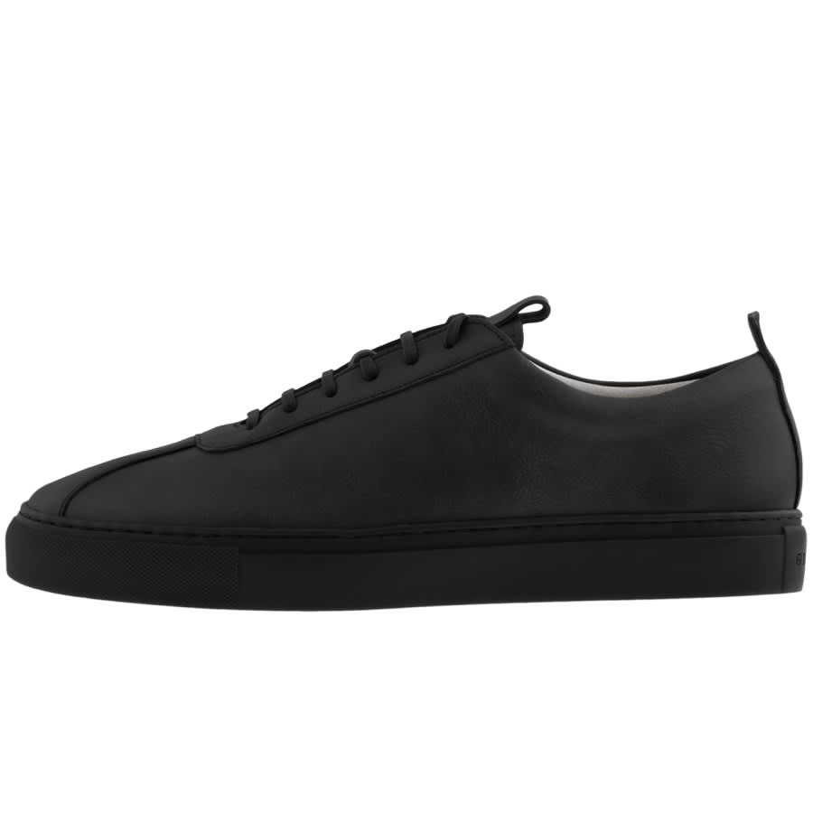 Grenson Sneaker 1 Trainers Black
