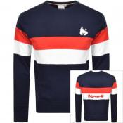 Product Image for Money Block Sig Ape Team Logo Sweatshirt Navy