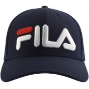 Product Image for Fila Vintage Illa Baseball Cap Navy