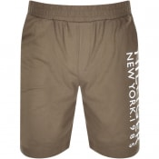 Product Image for Tommy Hilfiger Loungewear Logo Shorts Green