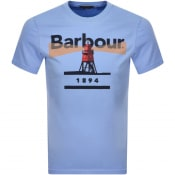 Product Image for Barbour Lighthouse 94 T Shirt Blue