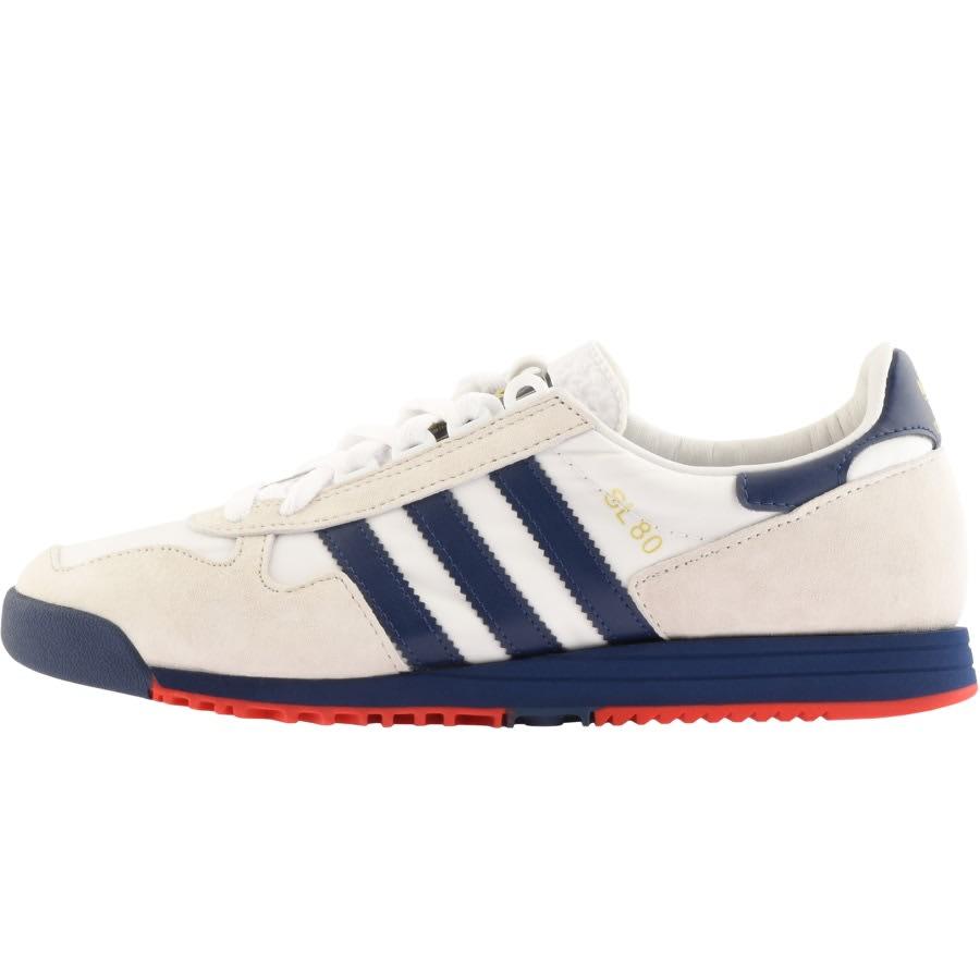adidas Originals SL 80 Trainers White