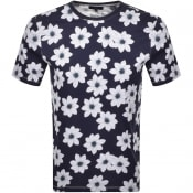 Product Image for Ted Baker Nade T Shirt Navy