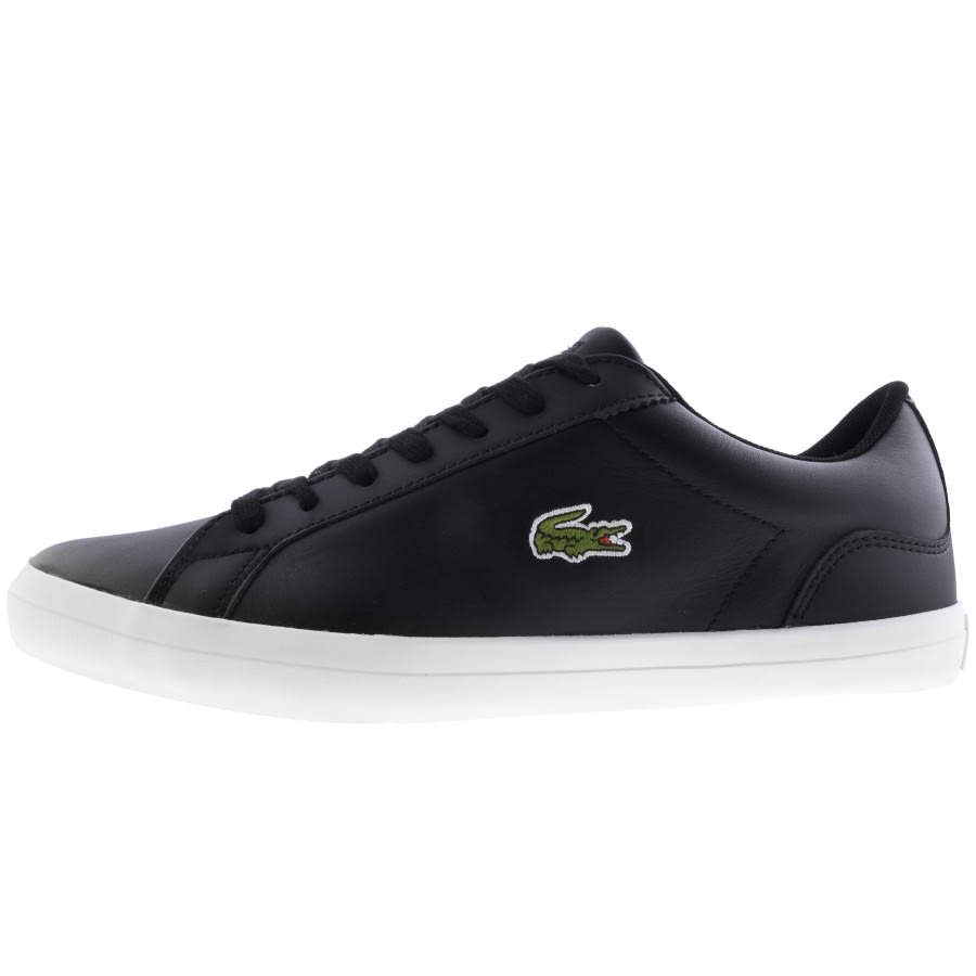 Lacoste Lerond Trainers Navy | Mainline