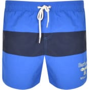 Product Image for Barbour Beacon Ridgeway Swim Shorts Blue