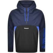 Product Image for Timberland Pullover Logo Jacket Navy
