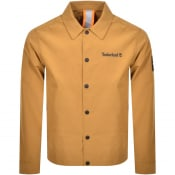 Product Image for Timberland Coach Logo Jacket Brown