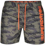 Product Image for Superdry State Volley Swim Shorts Khaki