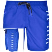 Product Image for Ted Baker Gadget Swim Shorts Blue