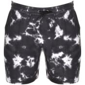 Product Image for Armani Exchange Logo Sweat Shorts Black