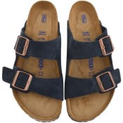 Product Image for Birkenstock Arizona Sandals Navy