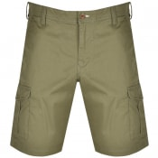 Product Image for Gant Relaxed Twill Utility Shorts Green